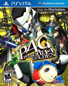 Persona 4: Golden PS Vita