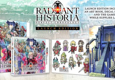 Radiant Historia: Perfect Chronology Launch Edition & New Trailer Revealed