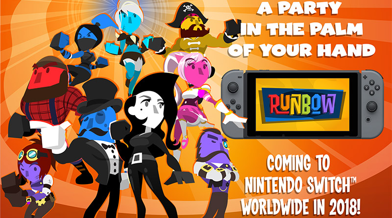 Runbow Nintendo Switch