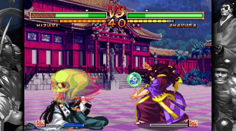Samurai Shodown V Special