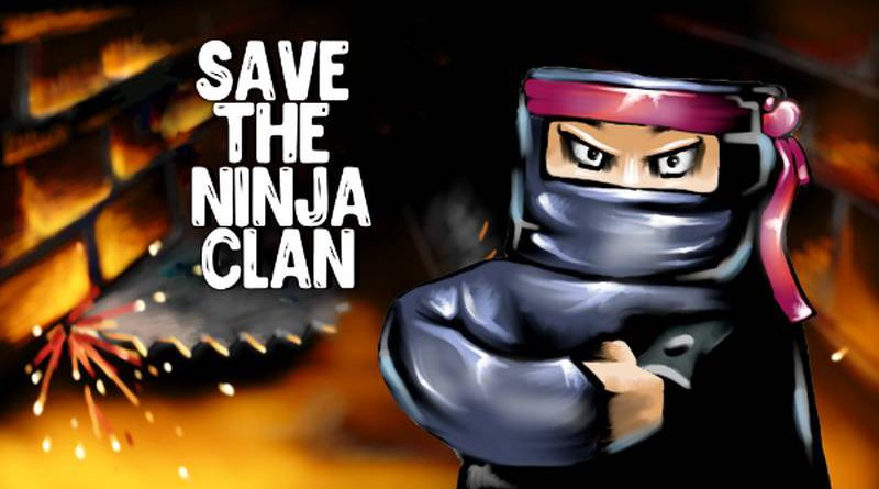 Save the Ninja Clan PS Vita