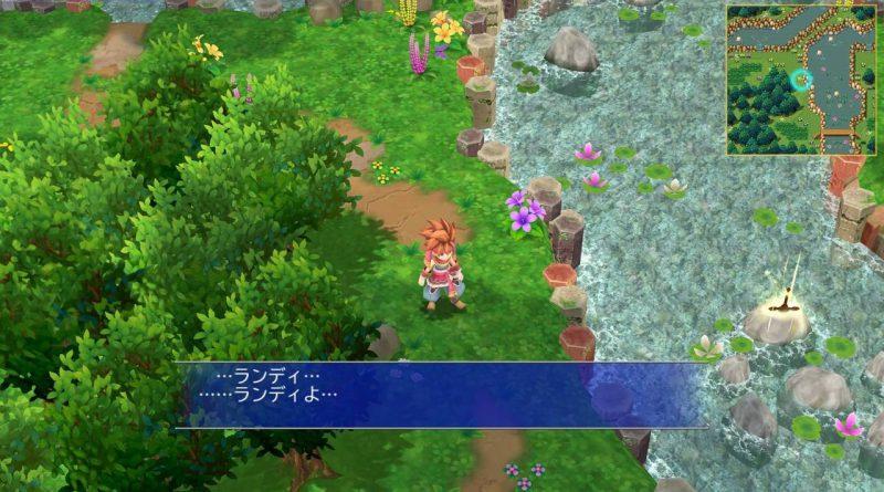 Secret of Mana PS Vita PS4