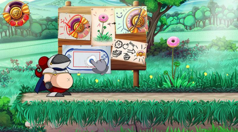 Sir Eatsalot PS Vita