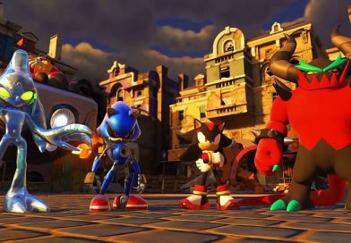 Sonic Forces Gets New Trailer Introducing The Game's Story