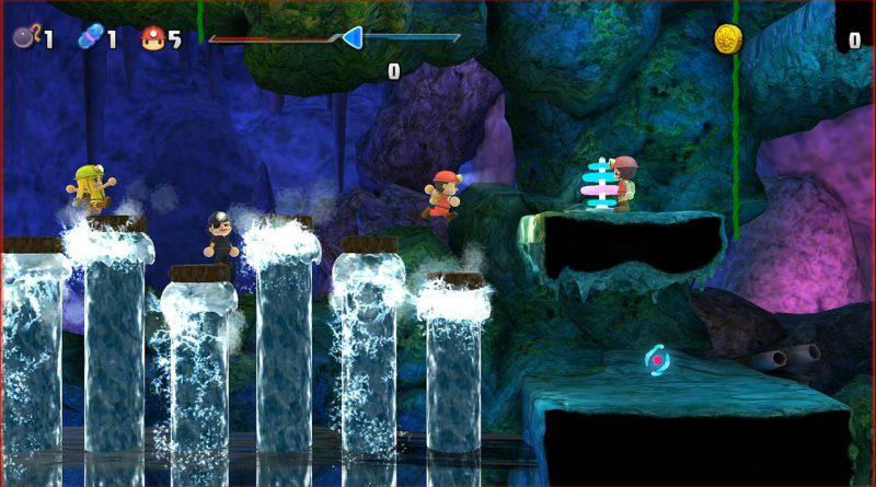 Spelunker Party! Nintendo Switch