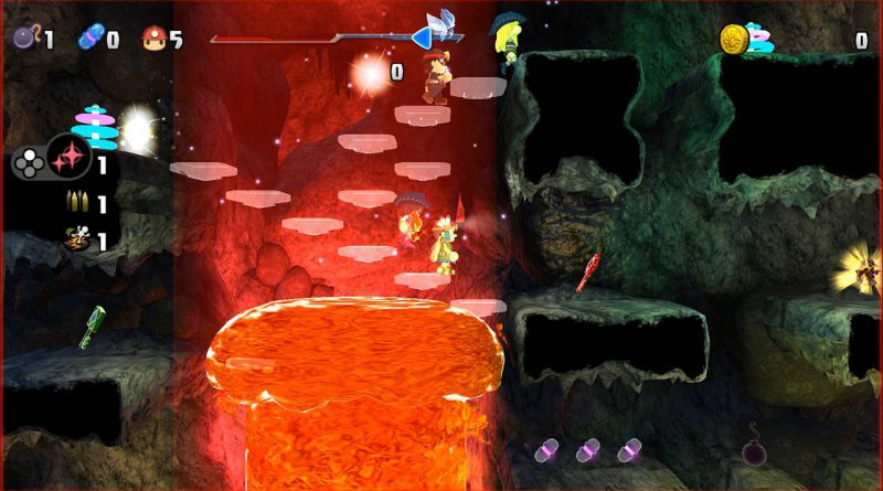 Spelunker Party! Nintendo Switch