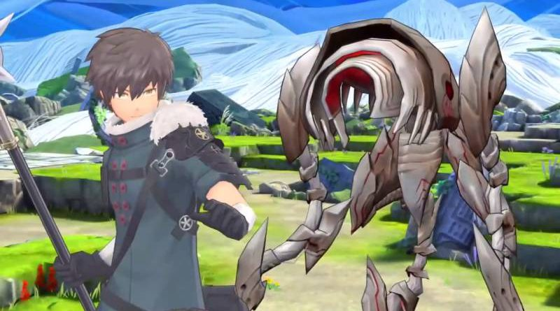 Summon Night 6: Lost Borders PS Vita PS