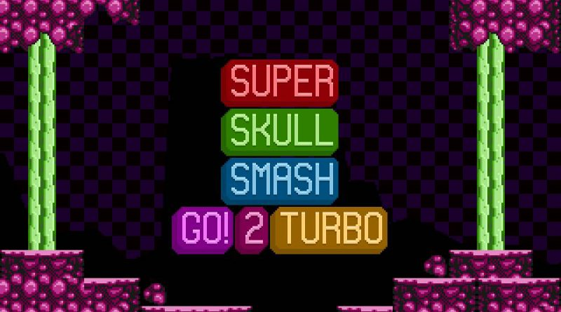 Super Skull Smash GO! 2 PS Vita