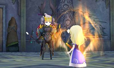 The Alliance Alive Nintendo 3DS