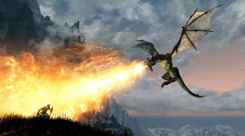 The Elder Scrolls V: Skyrim Nintendo Switch