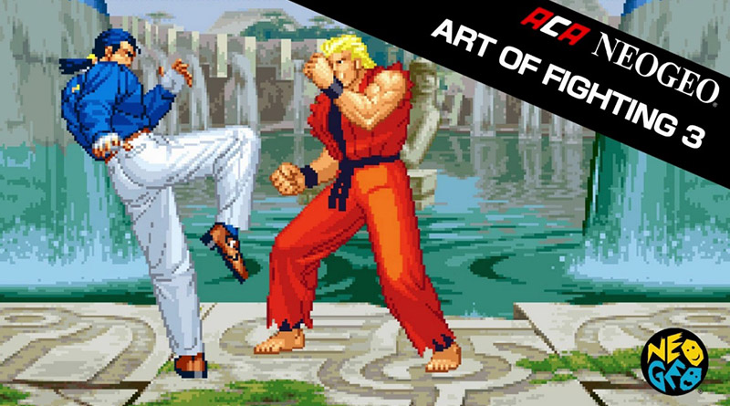 ACA NeoGeo: Art of Fighting 3 Nintendo Switch
