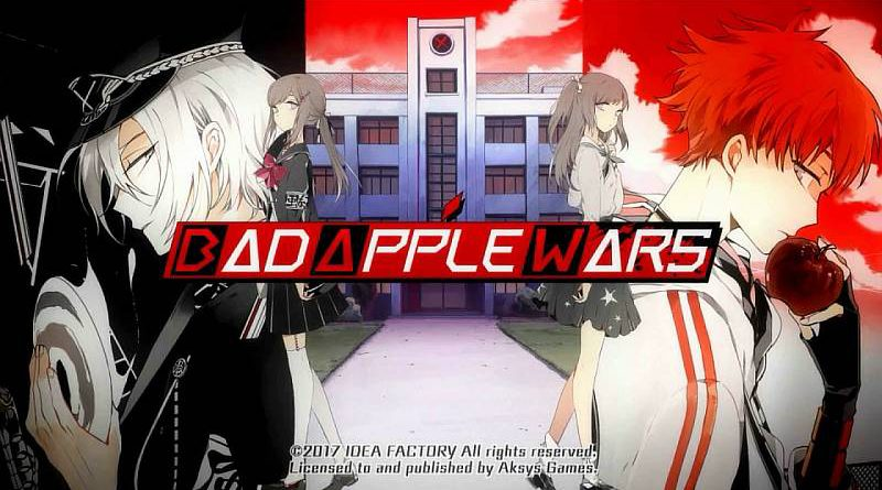 Bad Apple Wars PS Vita