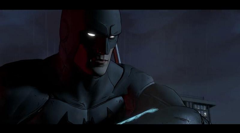 Batman - The Telltale Series Nintendo Switch