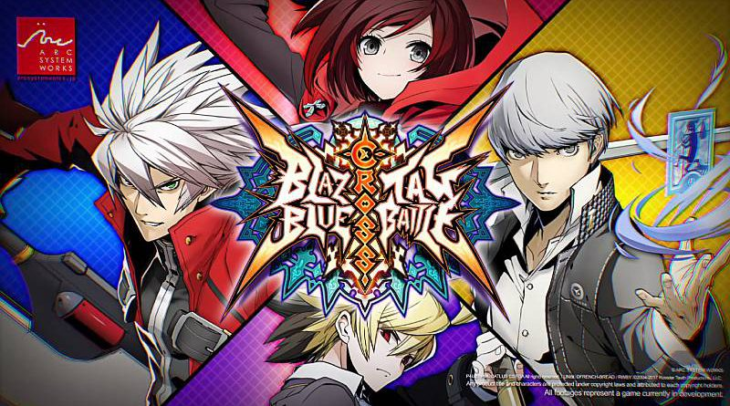 BlazBlue Cross Tag Battle Nintendo Switch