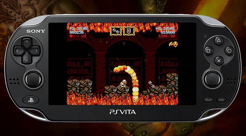 Cursed Castilla PS Vita