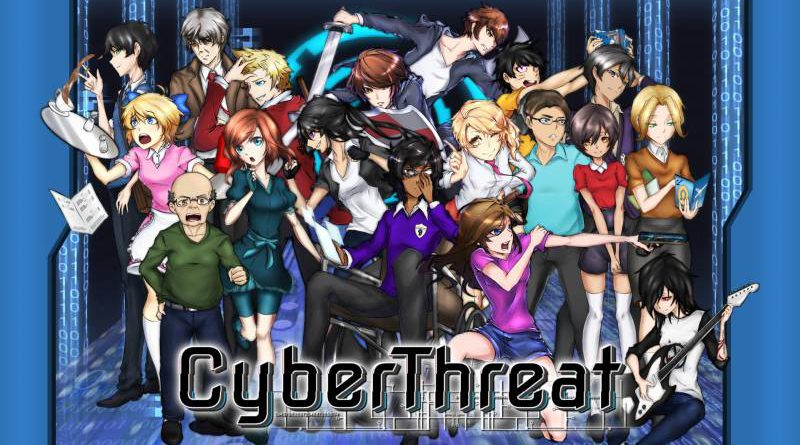 CyberThreat PS Vita