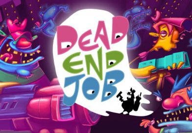 Twin Stick Shooter Dead End Job Coming To Nintendo Switch