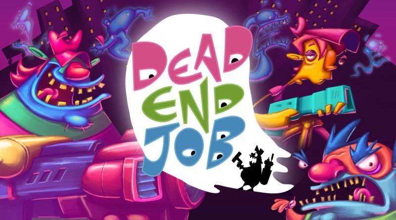 Dead End Job Nintendo Switch