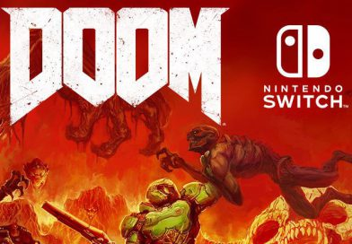 DOOM Launches For Nintendo Switch On November 10, 2017