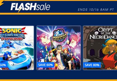 October Flash Sale On The North American PSN – Save Up To 80%!