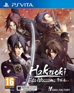 Hakuoki: Edo Blossoms PS Vita