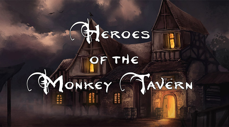 Heroes of the Monkey Tavern Nintendo Switch