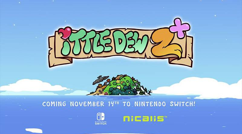 Ittle Dew 2+ Nintendo Switch