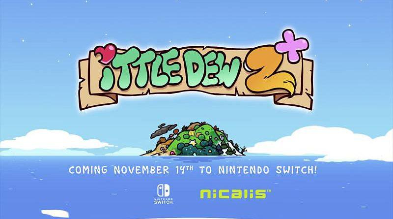 Ittle Dew 2+ Nintendo Switch