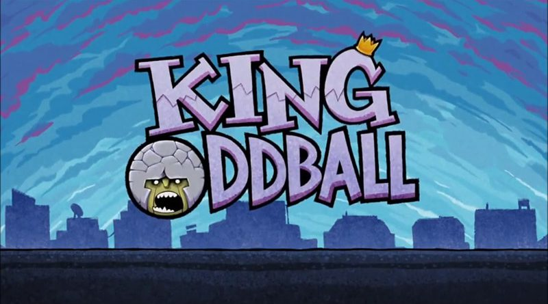 King Oddball Nintendo Switch