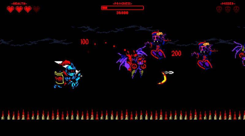 Knight Terrors Nintendo Switch