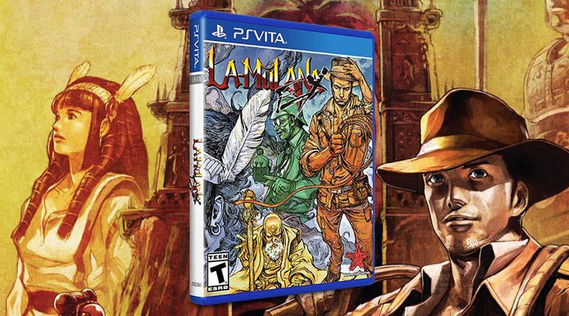 La-Mulana EX PS Vita