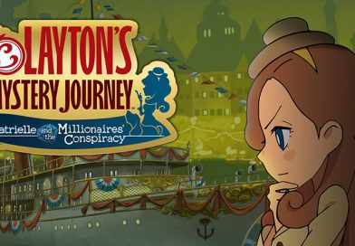 Layton's Mystery Journey: Katrielle & The Millionaires' Conspiracy Out Now For 3DS