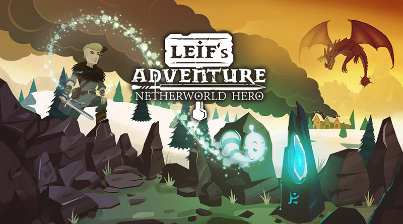 Leif's​ ​Adventure:​ ​Netherworld​ ​Hero Nintendo Switch