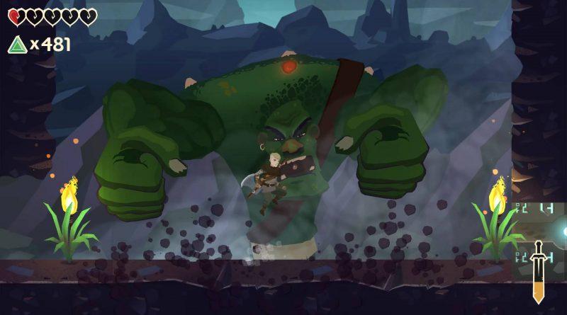 Leif's Adventure: Netherworld Hero Nintendo Switch