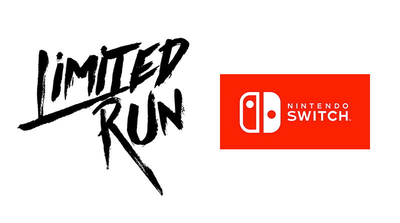 Limited Run Games Nintendo Switch