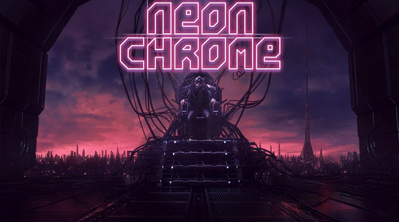 Neon Chrome Nintendo Switch