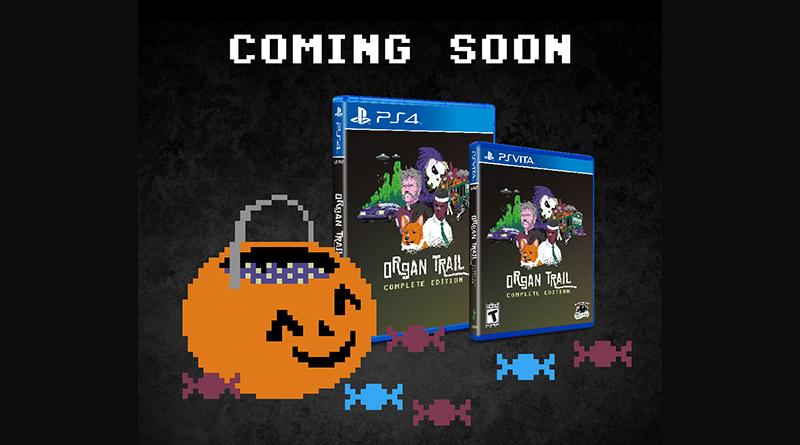 Organ Trail: Complete Edition PS Vita PS4