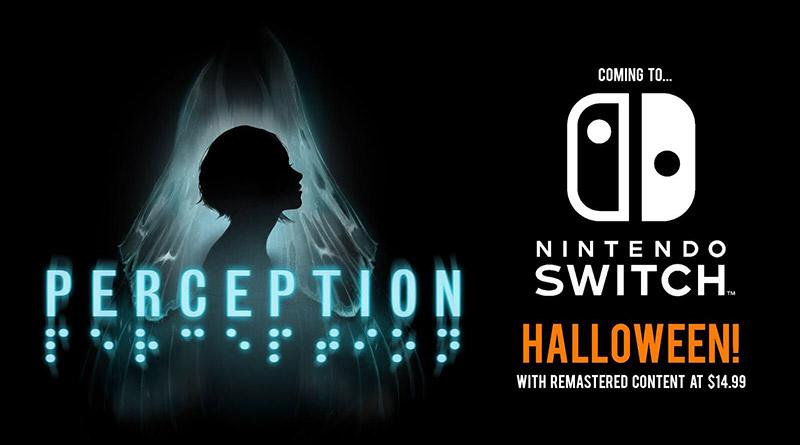 Perception Nintendo Switch