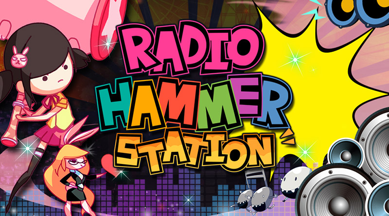 Radio Hammer Station PS Vita PS4
