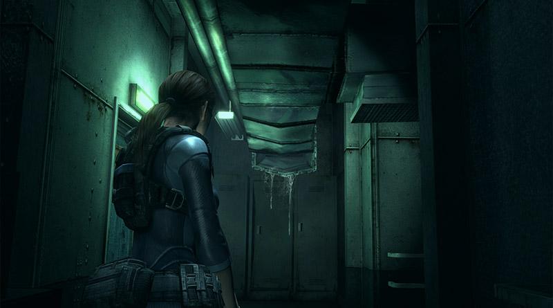 Resident Evil Revelations 1 + 2 Nintendo Switch