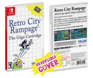 Retro City Rampage DX Nintendo Switch
