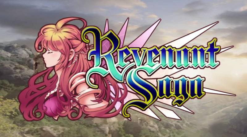 Revenant Saga Nintendo Switch
