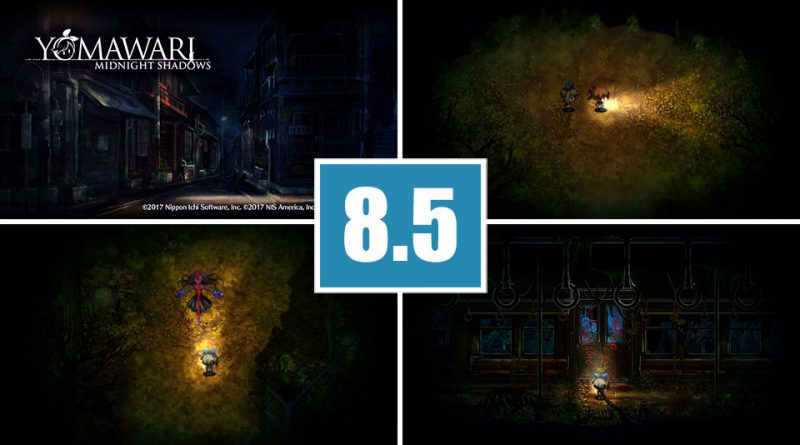 Review Yomawari: Midnight Shadows PS Vita