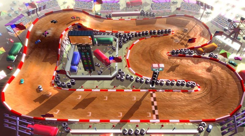 Rock 'N Racing Off Road DX Nintendo Switch