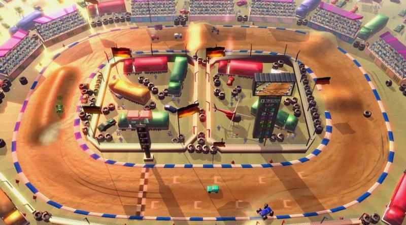 Rock 'N Racing Off Road DX Nintendo Switch
