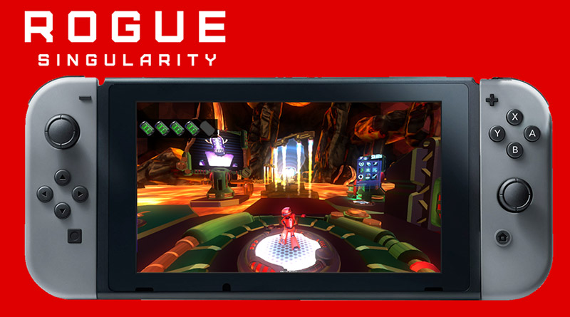 Rogue Singularity Nintendo Switch