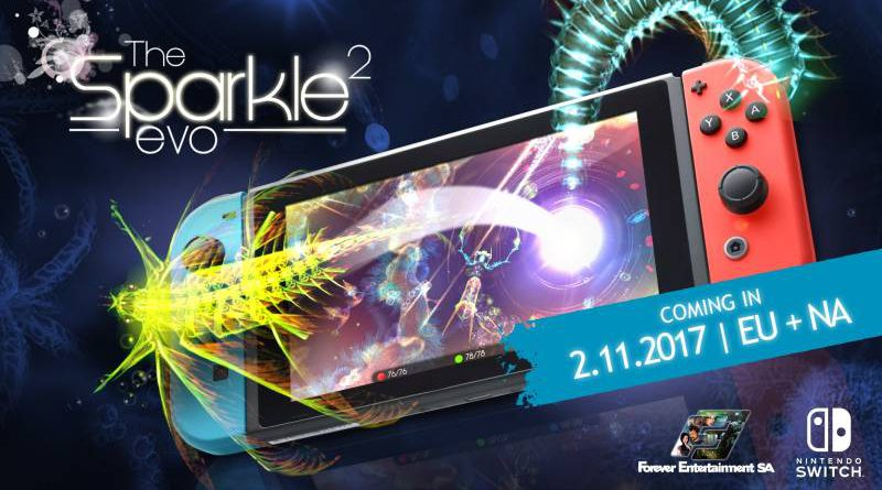 Sparkle 2 EVO Nintendo Switch
