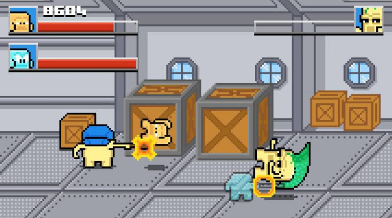 Squareboy vs Bullies: Arena Edition PS Vita Nintendo Switch