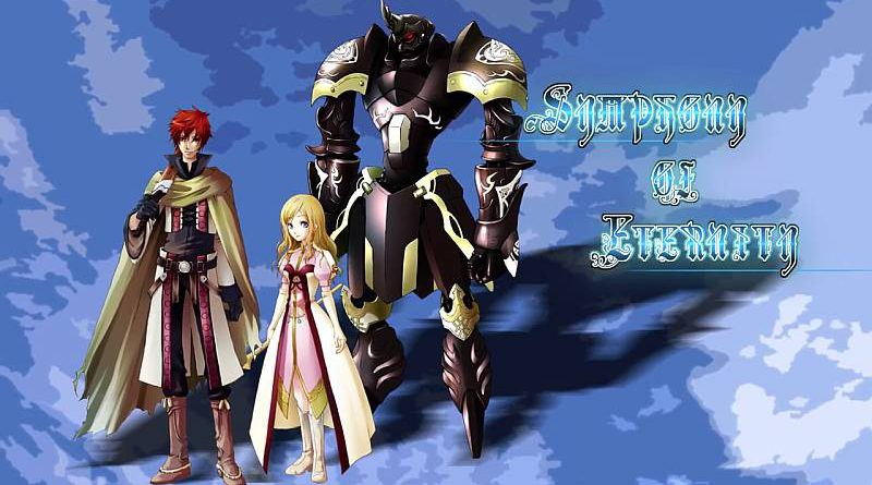 Symphony of Eternity Nintendo 3DS