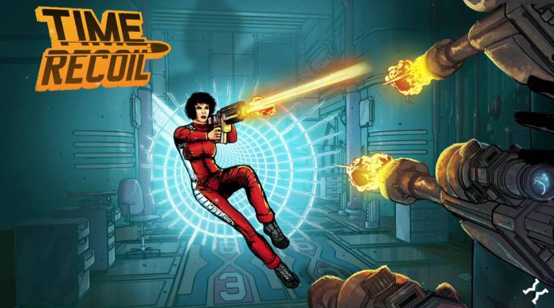 Time Recoil Nintendo Switch